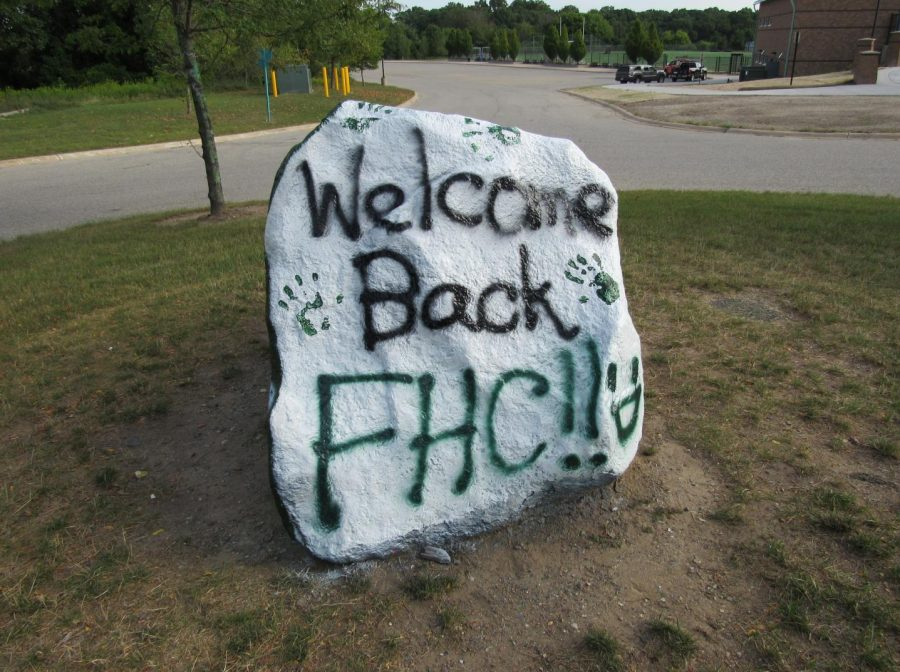 FHC's First Week Back to School: Photo Gallery