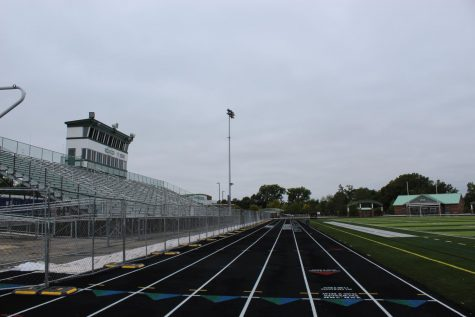 The Stadium Renovations have caused complications for fall sports