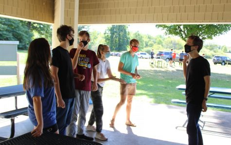 Improv at the Park Team Practice: Photo Gallery