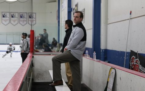 Q&A with head hockey coach Kevin Zaschak on stepping down from the program