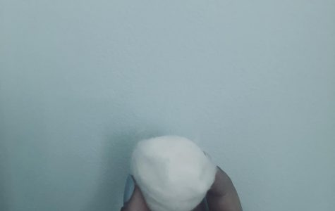 The unexplainable joy of a singular cotton ball