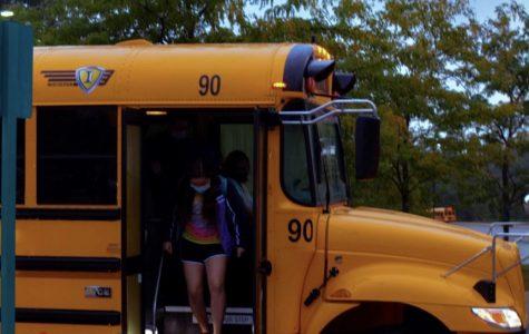 Three freshman girls showcase the positive spirit of the Class of 2024