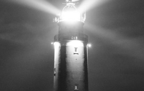 An inescapable lighthouse holding the intense, wondrous emotions of a young writer
