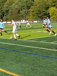 Boys JV soccer falls to Forest Hills Northern 4-1 snapping their win streak