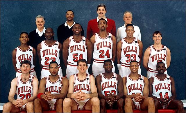 The Bulls Franchise Part 2