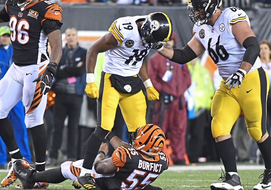 The dirtiest player of all time: What happened to Vontaze Burfict?