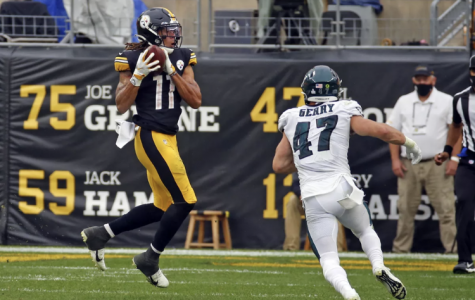 Pittsburgh Steelers' Chase Claypool and his break out rookie year