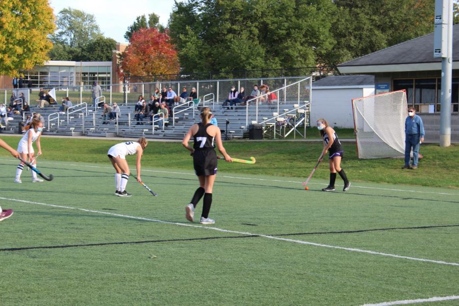 Girls varsity field hockey ends a thriller of a season going 2-6-2