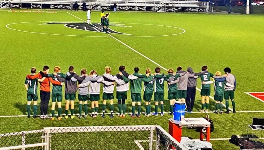 Boys varsity soccer finishes adversity-filled season 4-10
