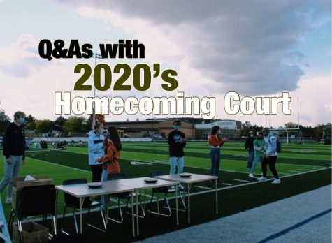 2020 Homecoming Court Q&As