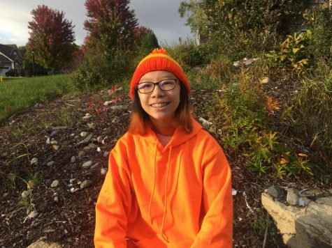Sophomore Summer Wu used quarantine as a chance to get creative