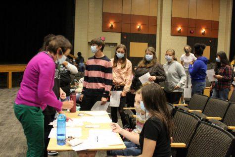 Nothing will diminish the spirit of the theater program
