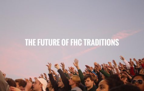 The future of FHC traditions series announcement