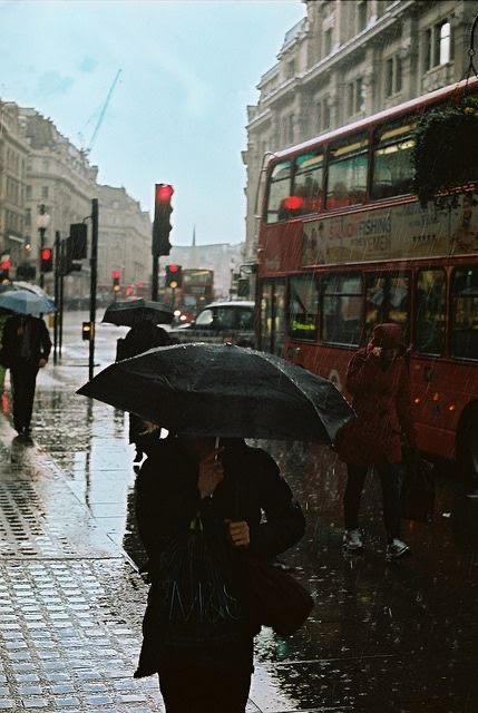 Rain+on+Regent+Street