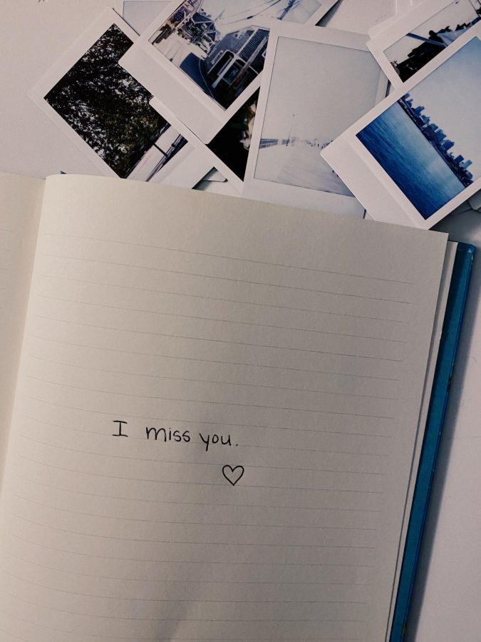A letter to my friends I don't see much anymore