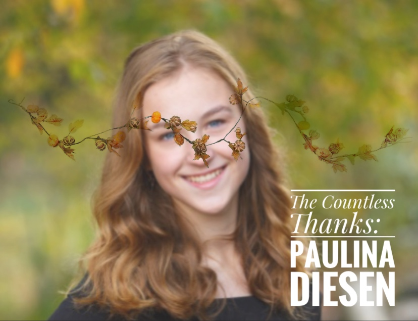 TCT's The Countless Thanks: Paulina Diesen