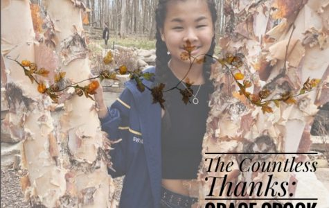 TCT's The Countless Thanks: Grace Crook