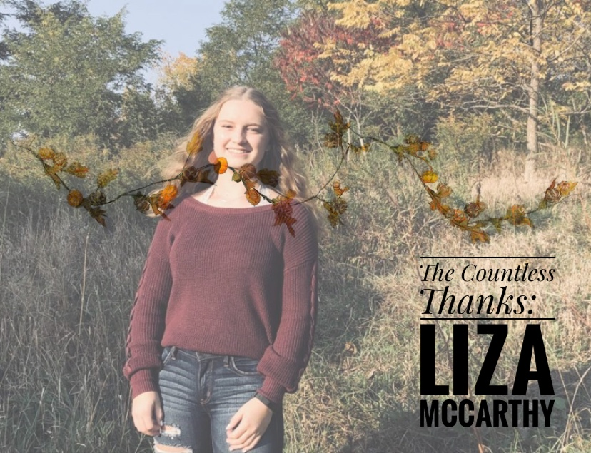 TCT's The Countless Thanks: Liza McCarthy