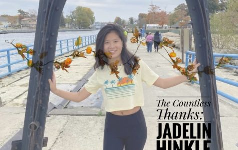 TCT's The Countless Thanks: Jadelin Hinkel