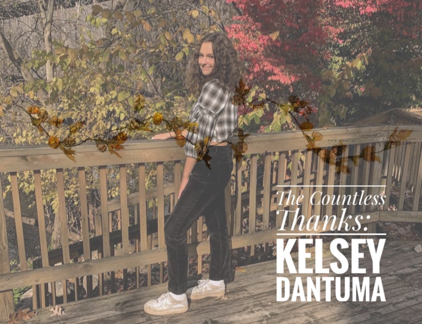 TCT's The Countless Thanks: Kelsey Dantuma