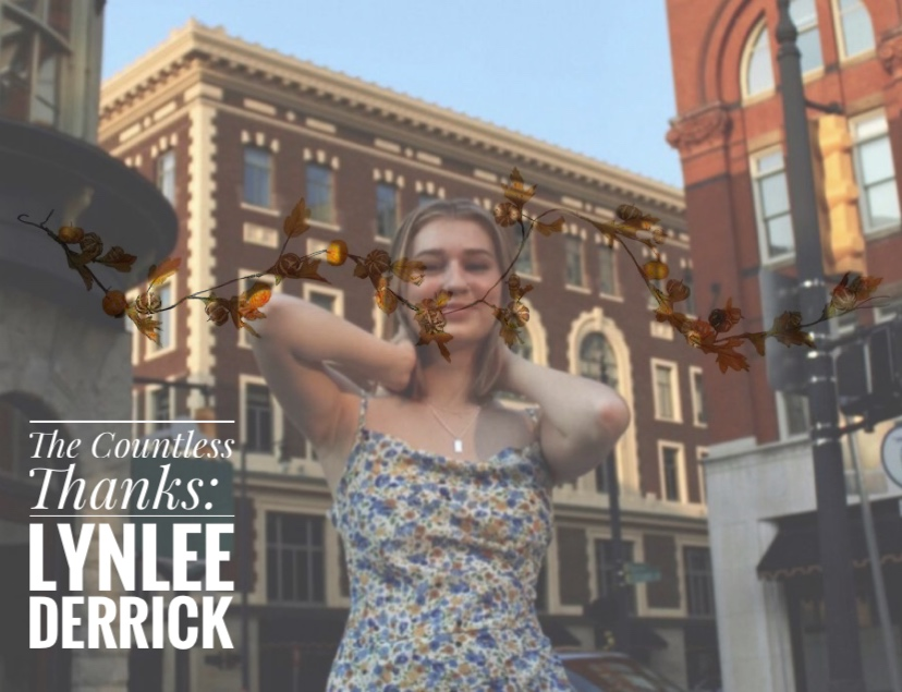 TCT's The Countless Thanks: Lynlee Derrick