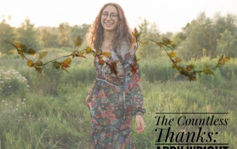 TCT's The Countless Thanks: Abby Wright