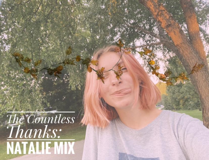 TCT's The Countless Thanks: Natalie Mix