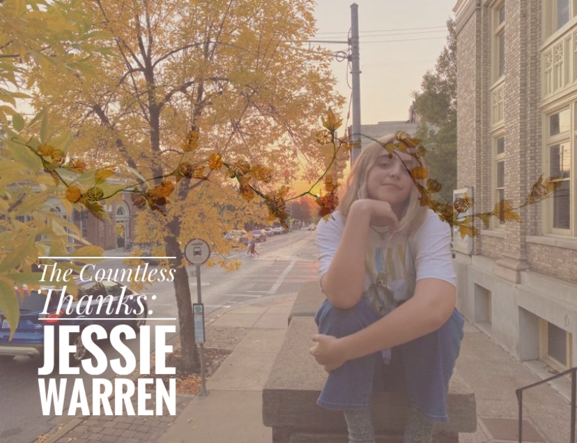 TCT's The Countless Thanks: Jessie Warren