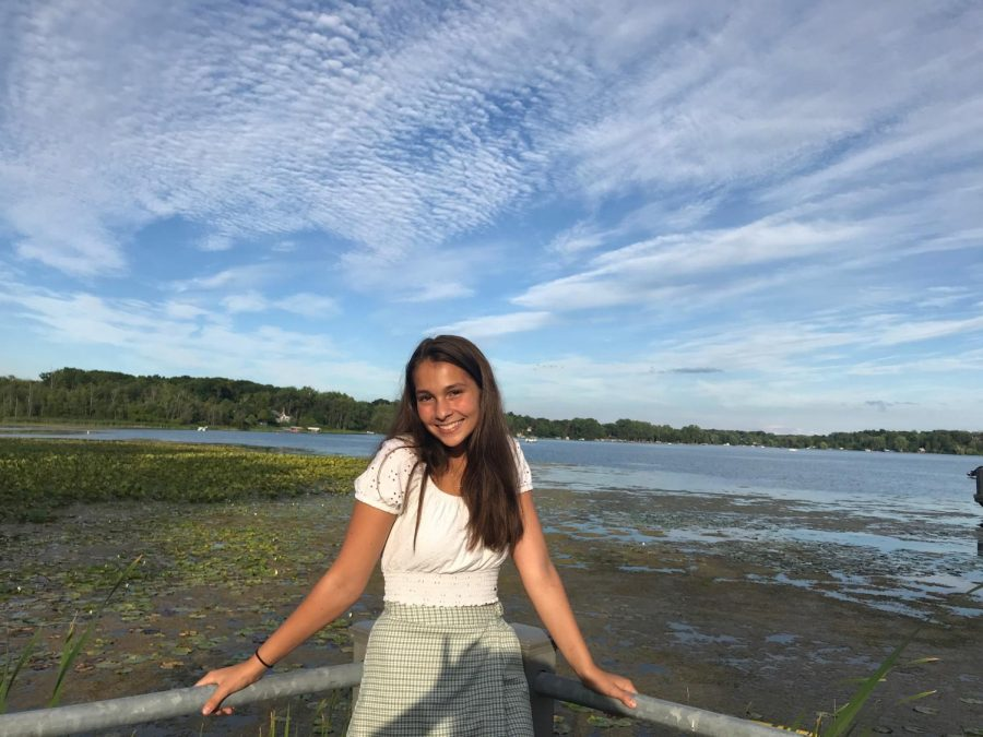 Current student required reading Q&A: Sophie Kovachevich, Honors English 10