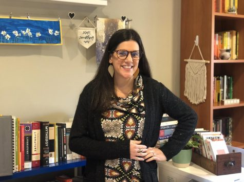 Mrs. Penninga remarks on her Teacher of the Year nomination, while multiple students of both past and present detail her impact on their lives.