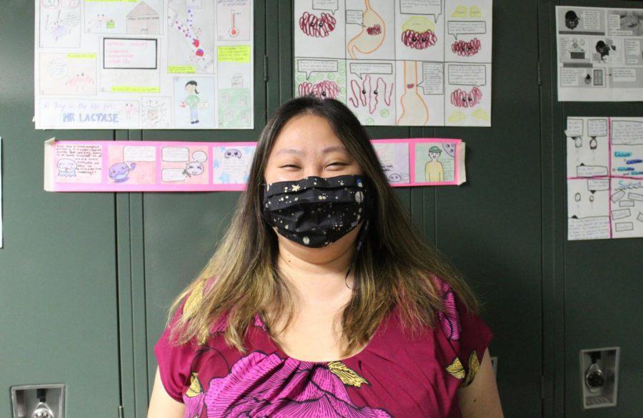 Kristy Butler: teacher involvement