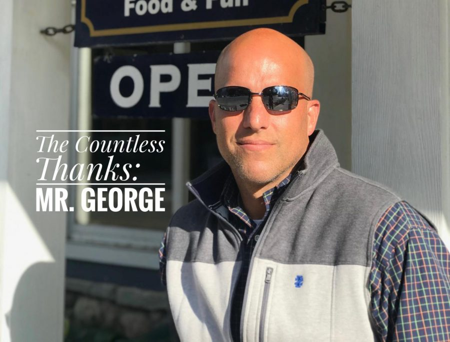 TCT's The Countless Thanks: Mr. George