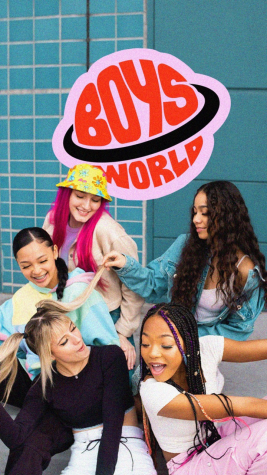 Fresh and diverse girl-group, Boys World, is just starting to alter pop music by dropping their first single: Girlfriends
