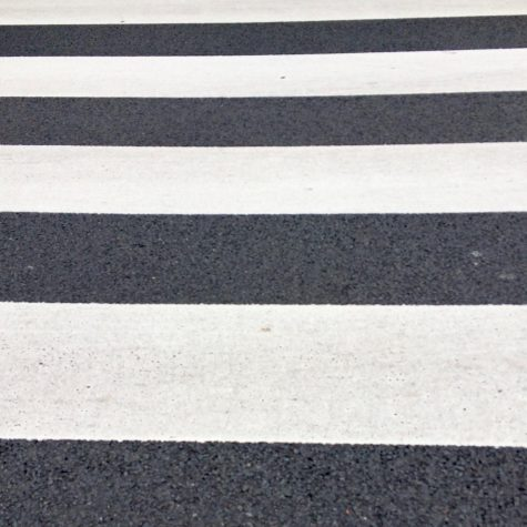 The crosswalk that rules my mind