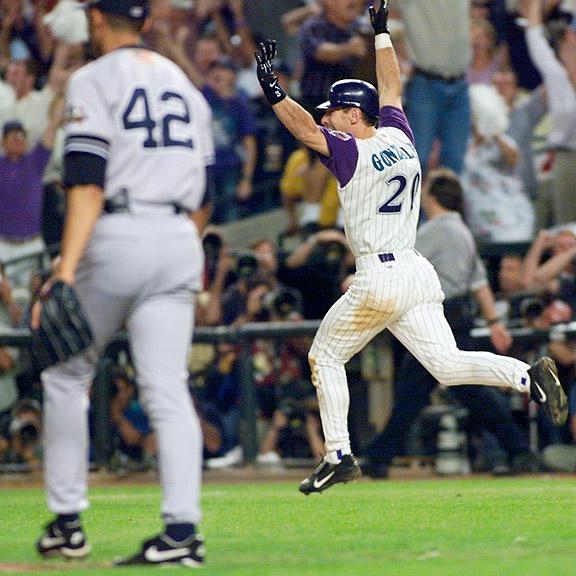 Rewind: 2001 World Series—New York Yankees vs. Arizona Diamondbacks