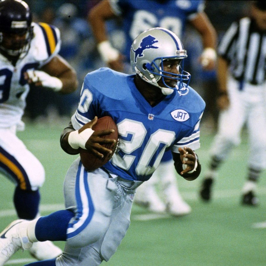Barry Sanders: The greatest running back of all time?