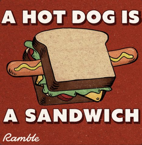 A Hot Dog Is a Sandwich is fun, witty, and thought-provoking