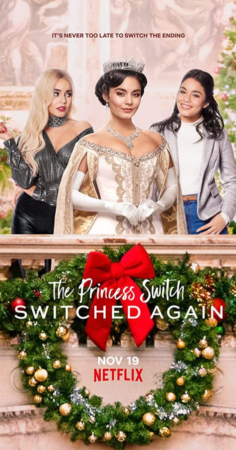 The Princess Switch 2: Switched Again is a typical romance with a twist