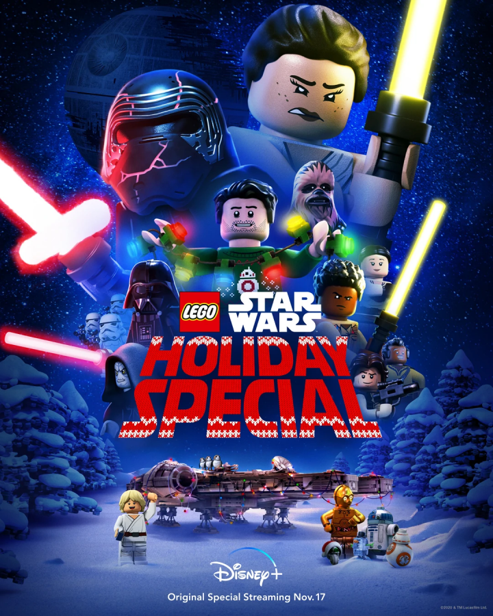 The Lego Star Wars Holiday Special brought out my holiday spirit