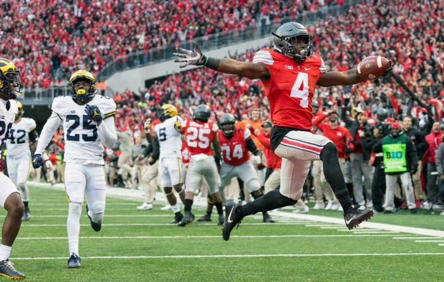 Rewind%3A+%22The+Game%22+%E2%80%94+Michigan+Wolverines+vs.+Ohio+State+Buckeyes+2016