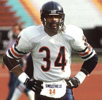 Walter Payton: The greatest running back of all time?