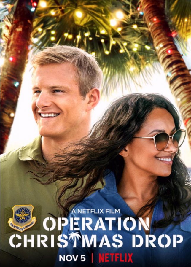 Operation Christmas Drop exceeded my expectations for a Christmas movie