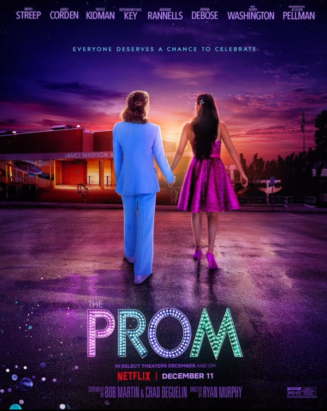 The prom movie poster from Imp awards
