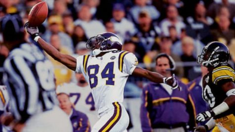 Randy Moss: the greatest wide receiver to ever play in the NFL?