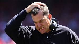 Why it's time to axe the Jim Harbaugh Football era