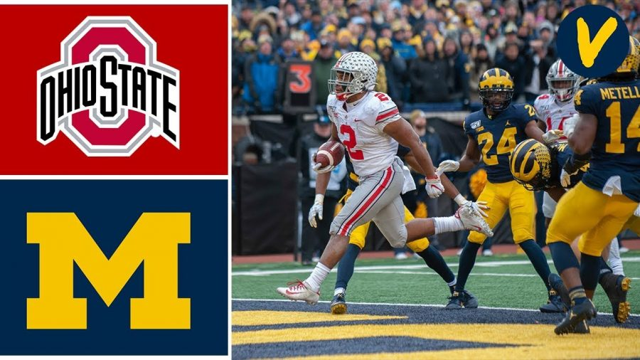 The Game: Ohio State over Michigan