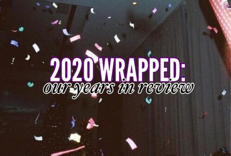 2020 Wrapped: our years in review