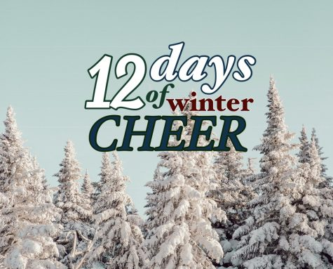 12 Days of Winter Cheer: Staff
