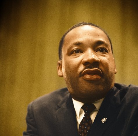 Martin Luther King Jr. is an inspiration to many people.