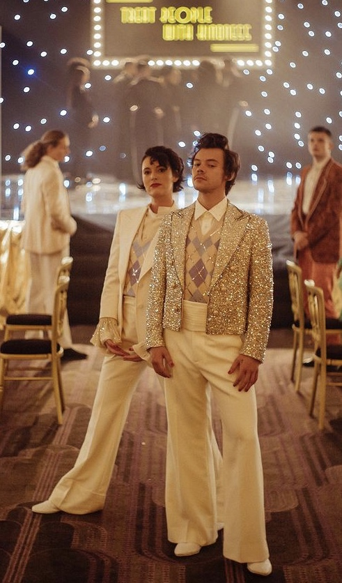 Harry Styles' newest music video is as meticulous as it is marvelous